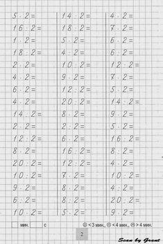 Математика: Закрепляем таблицу умножения и деления Kids Library, Minion Birthday, Latest Iphone, Preschool Math, Math For Kids, Multiplication, Algebra, Kids And Parenting, Worksheets
