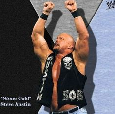 Free WWE WWF Stone Cold Steve Austin Wallpaper phone wallpaper by cacique. Create and share your own ringtones and cell phone wallpapers with your friends. Stone Cold Austin, Stone Cold Steve, Texas Rattlesnake, Hot Men, Hot Guys, Steve Austin, Wwe Wallpapers, Wwe Wrestlers, Boba Fett