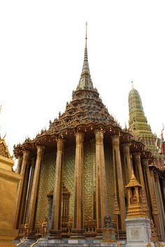 Emerald Buddha temple, Bangkok
