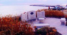 Pt. Judith Fisherman's Memorial, Narragansett, Rhode Island