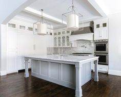 39 Best Kitchen Island Back Panels images | Kitchen island ...
