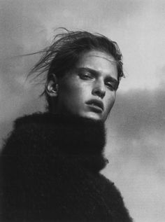 Niki Trefilova by David Sims for Vogue Paris October 2014