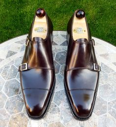 Ascot Shoes — A stunning #doublemonk sample in size EU43.5 US10...