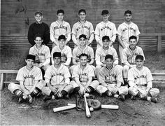 History Corner: A Look Back (April 2009) : Gallery  Millikin baseball  1946: Pictured are members of the Millikin baseball team.  (H File Photo)