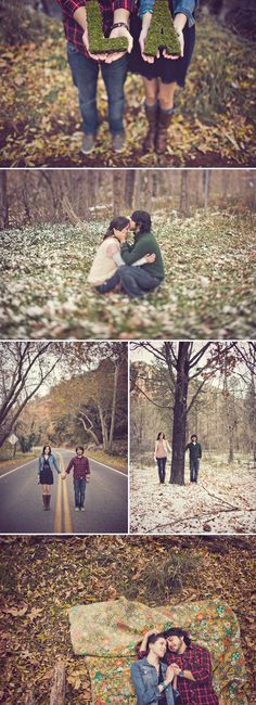 Couples photo session inspiration...