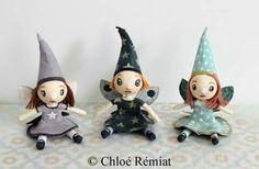 Les petites sorcières de Chloé Rémiat
