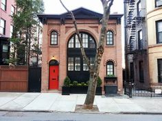 4 Spectacular New York City Carriage Houses | Architectural Digest