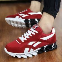 7afdbed97 Canvas sports shoes men - British style sneakers - Casual mens trainers  shoes  trailrunningshoes Men s