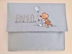 Un bonito ratoncito Marietis para el neceser de Pablo