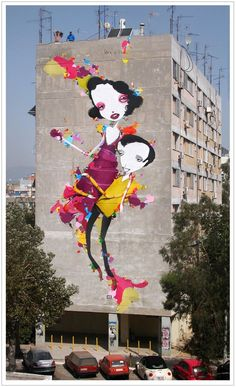 From the Greek artist Alexandros Vasmoulakis.