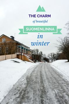 Suomenlinna in winter and summer! Two faces of the fortress island near Helsinki