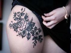 flower-thigh-tattoo-ruth-ideas-5464159 « Top Tattoos Ideas