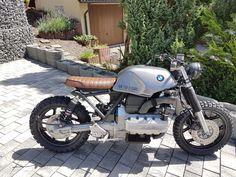 BMW K100 RS RT LT Oldschool Scrambler TÜV Eintragungen neu k. K75 R80 R100   eBay