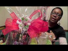 Gift Basket Instruction - Christmas Gift Basket - GiftBasketAppeal