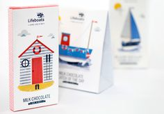 RNLI CONFECTIONERY By Vicki Turner