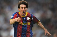 Jonathan Northcroft - Lionel Messi
