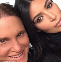 "Welcome to Maud Manyore's blog : ""Bruce Jenner looks beautiful as a woman""-Kim Kard..."