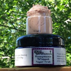 Whipped Sugar Scrub Handmade Body Frosting by FreyasEarthlyDelight