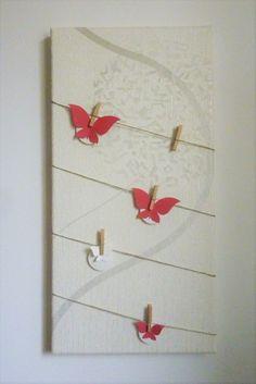 cadre toile porte photo pele mele chambre b b fille rose violet d coration pour enfants. Black Bedroom Furniture Sets. Home Design Ideas