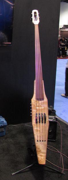 Wilcox upright bass