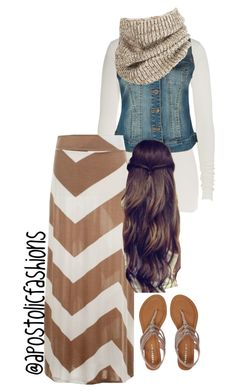 """Apostolic Fashions #775"" by apostolicfashions on Polyvore"