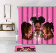 60x72/'/' Jesus Christ /& Lamb Shower Curtain Fabric Bathroom Waterproof /& 12 Hooks
