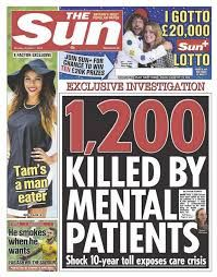 The Sun is a daily tabloid newspaper published in the United Kingdom and Ireland, and the largest circulation of any daily newspaper in the United Kingdom, but in late 2013 slipped to second largest Saturday newspaper behind the Daily Mail, itself a wholly owned subsidiary of Rupert Murdoch(1931-)'s News Corp.