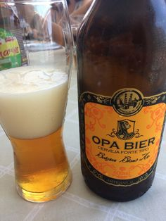 Opa Bier Belgian Blond Ale