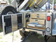 Another offroad style expedition / overland trailer - Rubicon Owners Forum