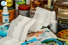 Here's How to Turn Your Crumpled Receipts Into Free Gift Cards · The Penny Hoarder Free Gift Cards, Free Gifts, On Thin Ice, Grocery Delivery Service, Emergency Food Supply, Emergency Preparedness, Household Budget, Save Money On Groceries, Custo