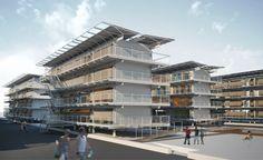 2º Concurso Internacional Living Steel para Habitação Sustentável - Andrade Morettin Arquitetos