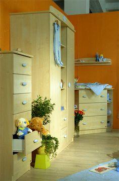 Nelli Light Blue room detail / világoskék Nelli gyerekszoba részlet