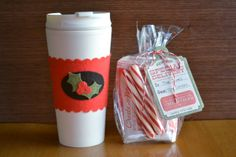 Gift Ideas: Hot Cocoa Kit | We R Memory Keepers Blog #hotchocolate #cupholder #