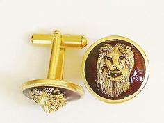 Royal Lion Cufflinks | Museum Store Company gifts, jewelry and more