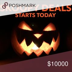 🎃SPOOKY DEAL🎃 Through November 2 #sale #fashion Other