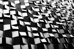 Squares by Chris Charlesworth Hotshoe.org White Photography, Black And White, Squares, Black N White, Bobs, Black White