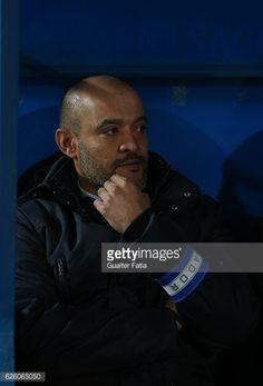 LISBON, PORTUGAL - NOVEMBER 26: FC Porto's head coach... #santostefanodicamastra: LISBON, PORTUGAL - NOVEMBER 26:… #santostefanodicamastra