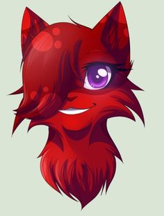 Rubystone, she has a slight crush on Silentfire. She is lean, slim, cunning, strong, long legs, shes made for speed, and she can jump super high. She is funny, sarcastic, kind, and she was once a rouge and she joined Twilightclan. Mentoring Winterpaw (Me)