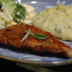 Sage Pork Chops - Allrecipes.com
