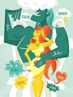 https://flic.kr/p/bUKVjE | Ilustracion Revista Entrecasa | Mes Mayo 2012