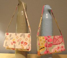 Party Purse Sewing Pattern
