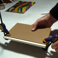 Instructions: Drum Leaf Binding Handmade Books, Bookbinding, Drums, The Book, Book Art, Student, How To Make, Tutorials, Artists