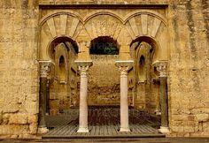 Medina Azahara. Cordoba. Spain