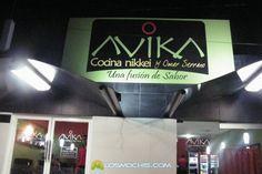 Avika Cocina Nikkei!