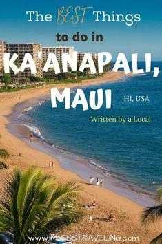 Hawaii Vacation Tips, Trip To Maui, Hawaii Honeymoon, Maui Hawaii, Honeymoon Ideas, Vacation Destinations, Usa Travel Guide, Travel Usa, Travel Tips