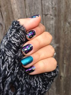 Bejeweled with Teal Sparkle danidurand.jamberry.com