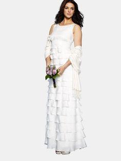 Multi Layer Classic Wedding Dress, http://www.very.co.uk/multi-layer-classic-wedding-dress/1029323587.prd
