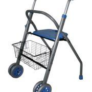 Caminador de Aluminio #ortopedia #andador #caminador #anciano #movilidad #adultos #mayores #terceraedad #salud #ortopediaparati