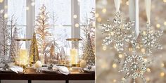 The four major Christmas trends for 2017 are bold, fun and filled with appreciation for nature and good old handcrafting. Click here to learn more.