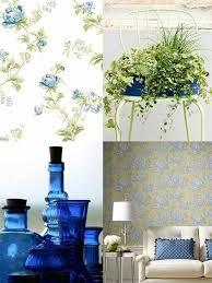 Image result for cobalt blue decorating